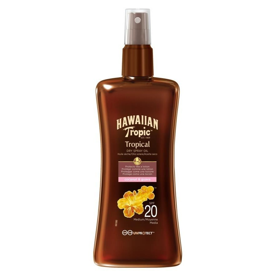 photo Protective Spray Dry Oil SPF 20 1