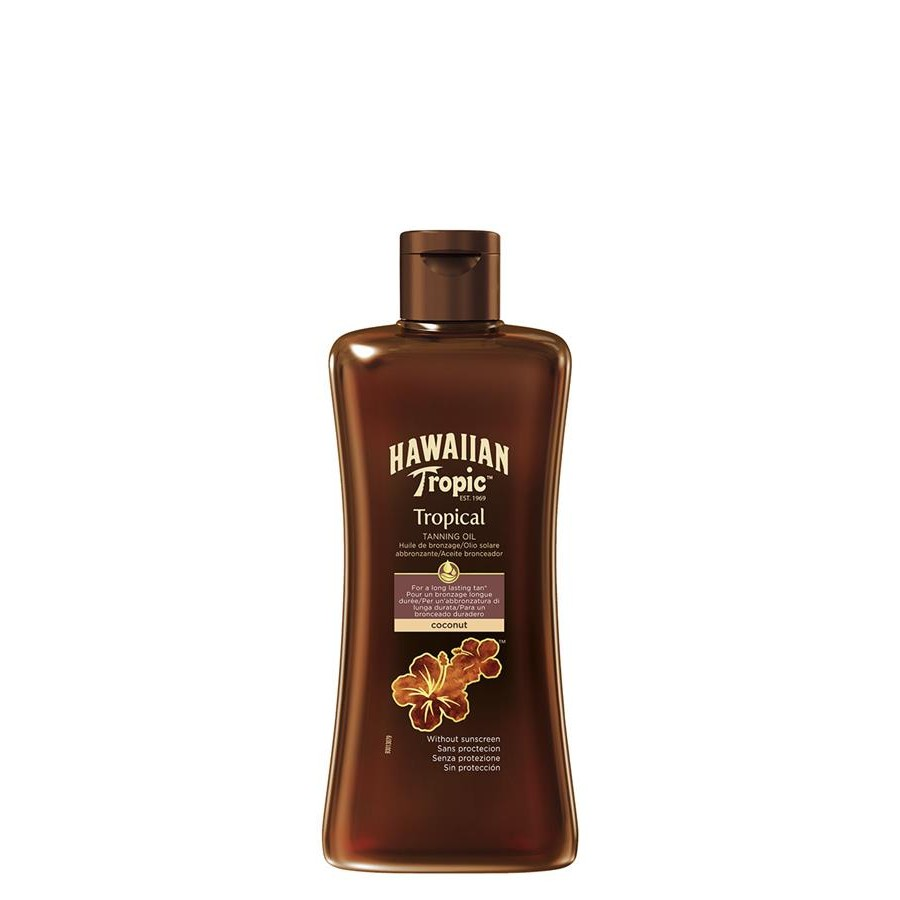photo Tropical Tanning Oil Dark (SPF 0)