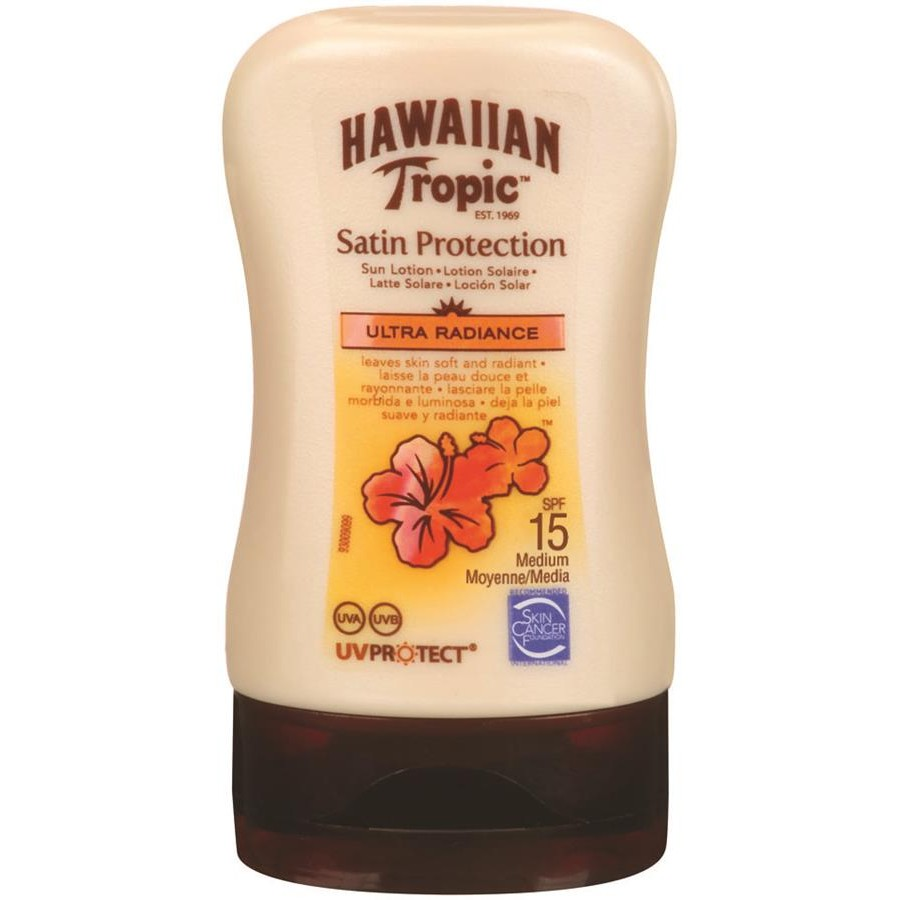 photo Satin Sun Lotion Travel Size (SPF 15)