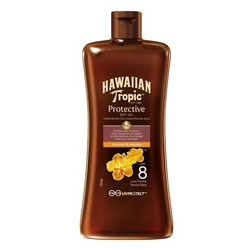 HAWAIIAN TROPIC  Mini Bottle Protective Dry Oil SPF8