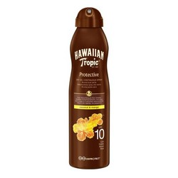 HAWAIIAN TROPIC  Can spray Oil (SPF 10)