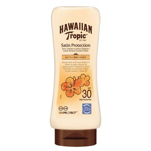 HAWAIIAN TROPIC   Satin Sun Lotion (SPF 30)