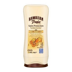 HAWAIIAN TROPIC  Mini Bottle Satin Sun Lotion SPF15