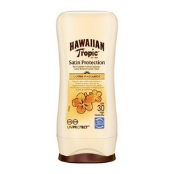 HAWAIIAN TROPIC  Mini Bottle Satin Sun Lotion SPF30