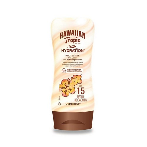 HAWAIIAN TROPIC  Silk Hydration Lotion (SPF 15)