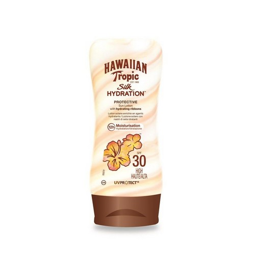 HAWAIIAN TROPIC  Silk Hydration Lotion (SPF 30)
