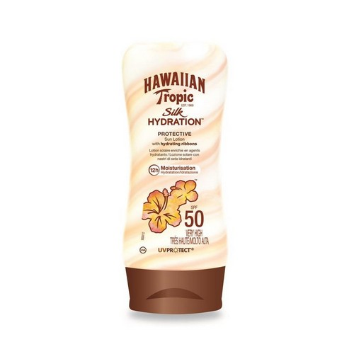 HAWAIIAN TROPIC  Silk Hydration Lotion (SPF 50)