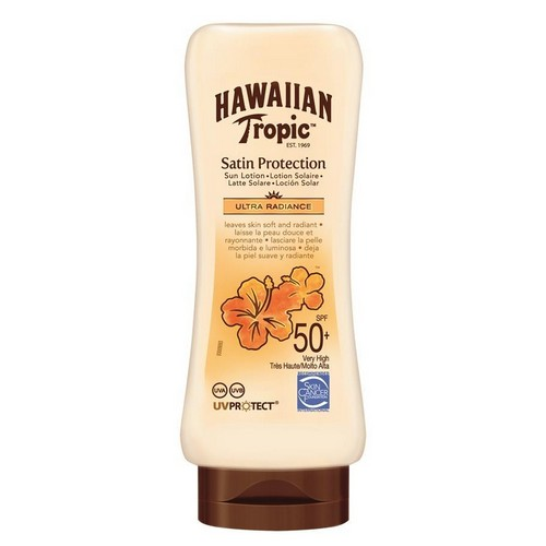HAWAIIAN TROPIC  Satin Sun Lotion (SPF 50)