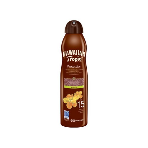 HAWAIIAN TROPIC  Can spray Argan Oil (SPF 15)