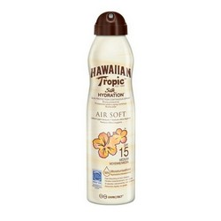 HAWAIIAN TROPIC  Silk Hydration Air Soft Can Spray (SPF 15)
