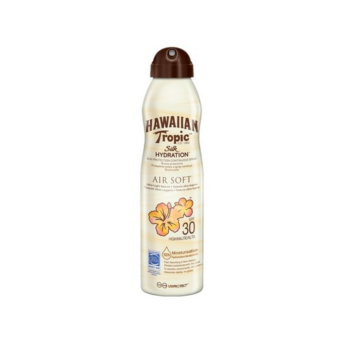 HAWAIIAN TROPIC  Silk Hydration Air Soft Can Spray (SPF 30)