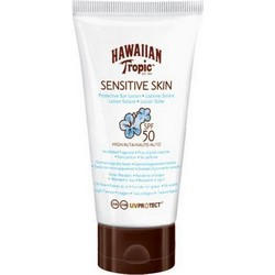 HAWAIIAN TROPIC  Sensitive Skin BODY Lotion (SPF 50)