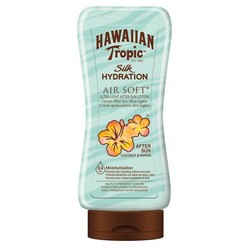 HAWAIIAN TROPIC  AFTERSUN SILK HYDRATION AIR SOFT